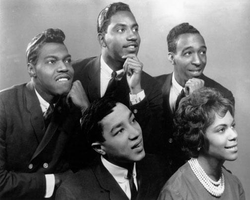Smokey Robinson and The Miracles Shop Around