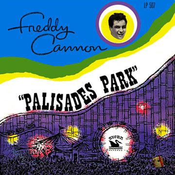 Freddy Boom Boom Cannon Palisades Park