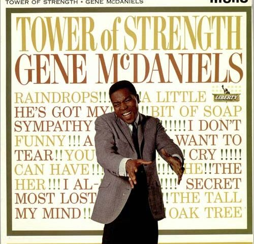 Gene McDaniels Tower of Strength