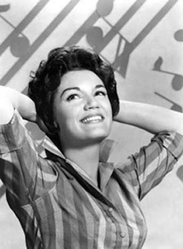 Connie Francis Who's Sorry Now