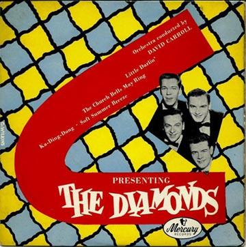 Little Darlin by The Diamonds