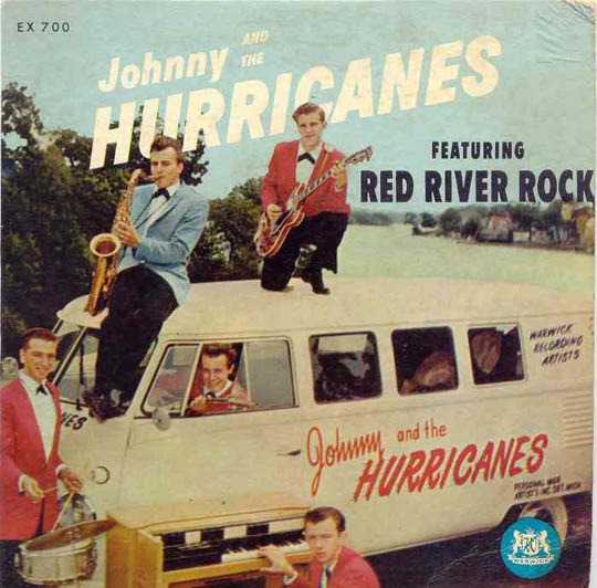 Red River Rock by Johnny and The Hurricanes