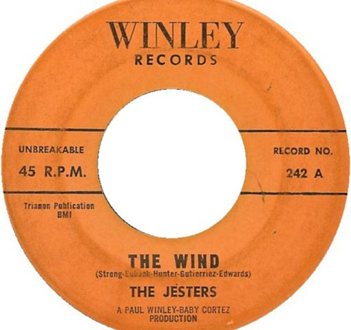 The Wind by The Jesters