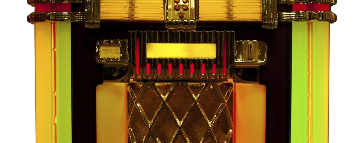 Golden Oldies Juke Box Saturday Night juke box