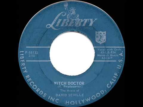 Witch Doctor by David Seville and The Chipmunks