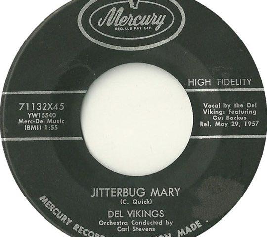 Jitterbug Mary by The Del Vikings