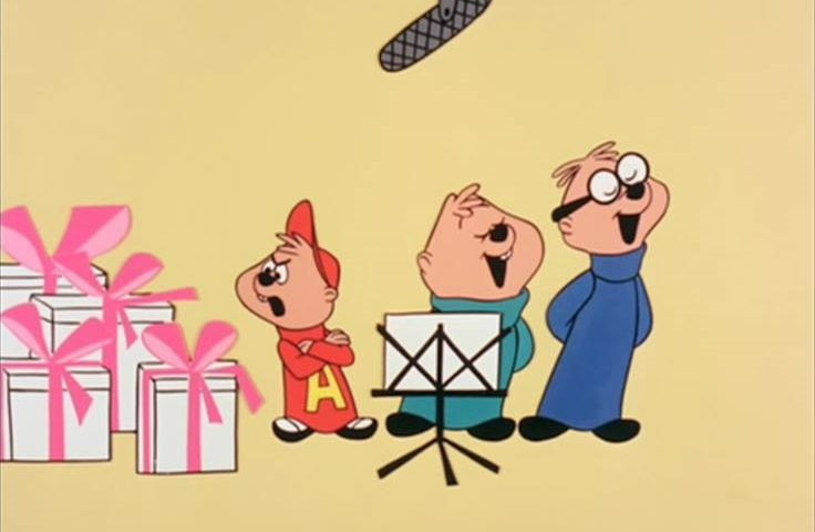 The Chipmunk Song Christmas Don't Be Late