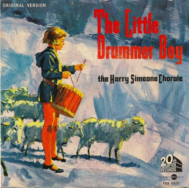 The Harry Simeone Chorale The Little Drummer Boy