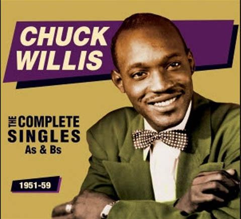 Chuck Willis C. C. Rider