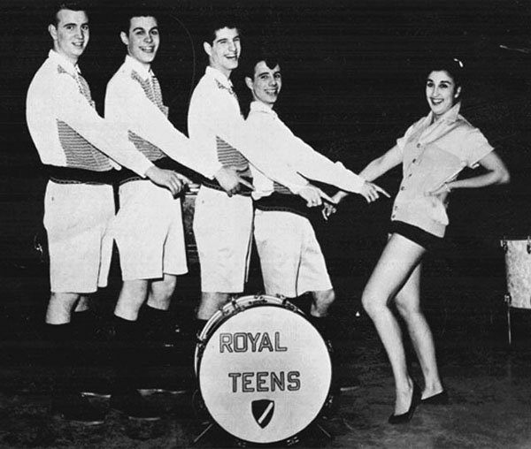Short Shorts by The Royal Teens