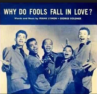 Frankie Lymon Why Do Fools Fall in Love