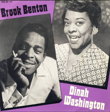 Brook Benton and Dinah Washington A Rockin' Good Way
